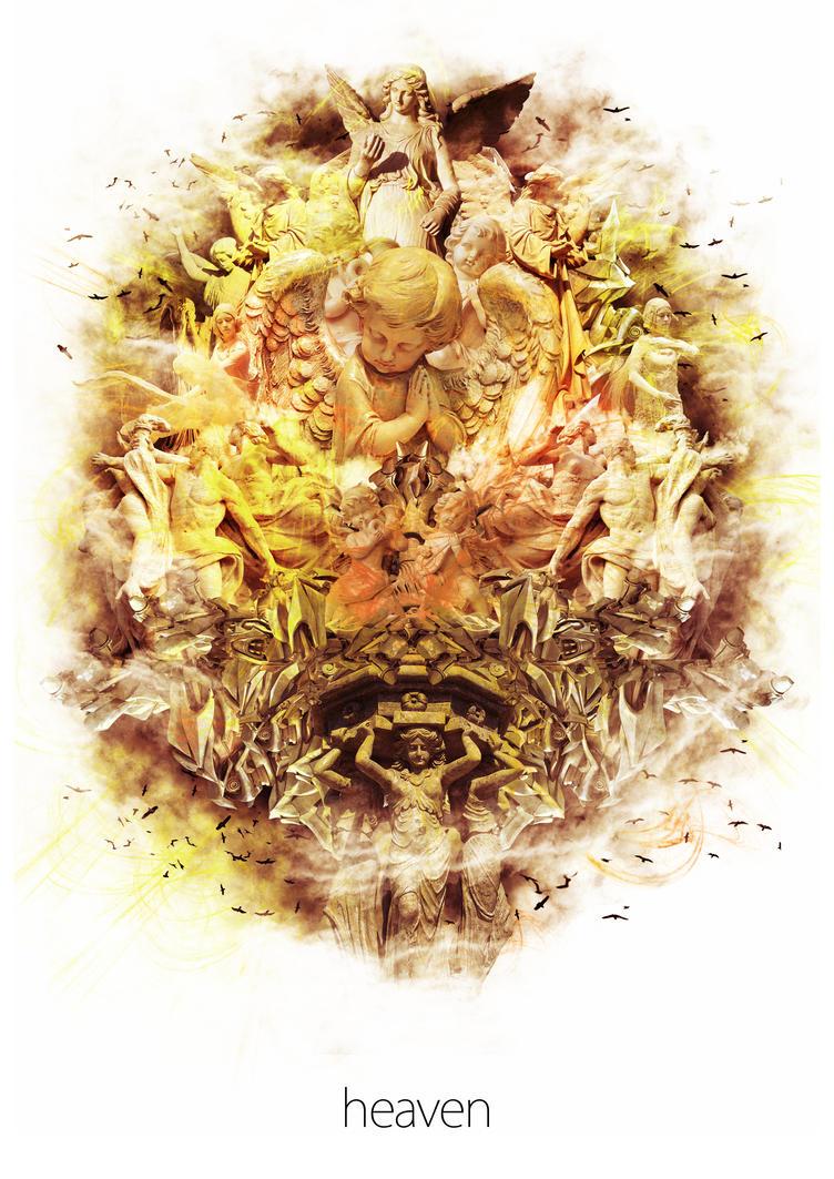 HEAVEN by ashclaimed