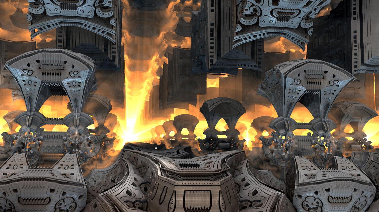 In Case Of Fire Do Not Enter by allthenightlong