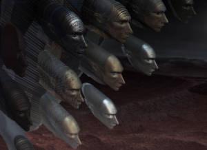 Heads Invasion