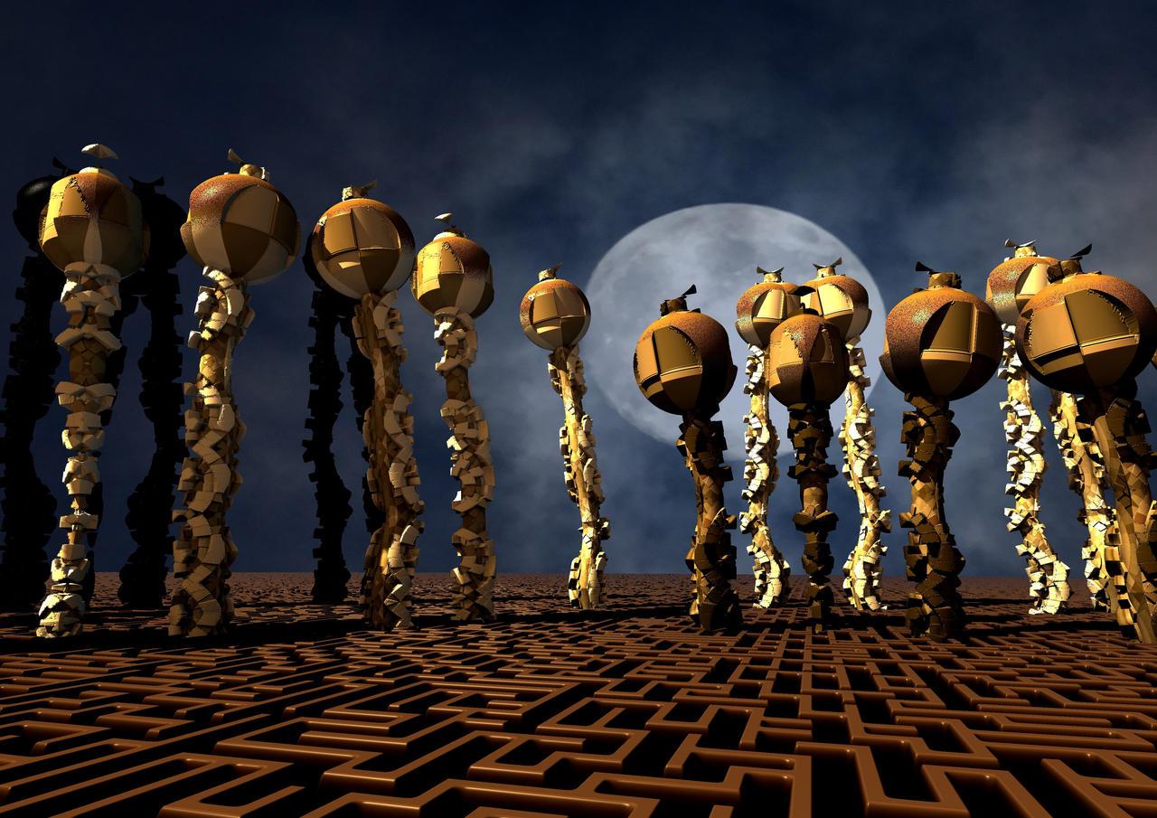 Moonstruck by allthenightlong