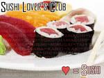 Sushi Lover's Club DA ID by SushiLoversClub