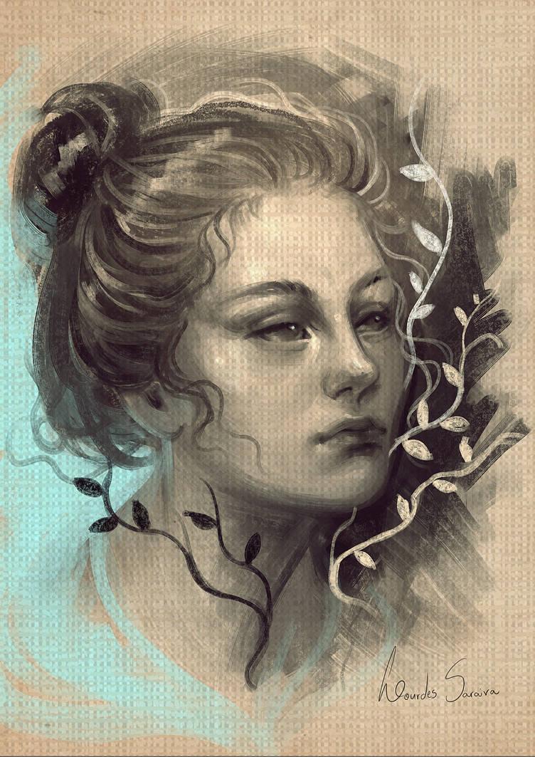 Digital sketch by agnes-green