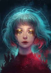 GRIS by agnes-green