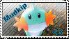 Mudkip Stamp by Julizkuukkeli