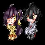 :Chibi Commission: CuteNikeChan by Silvers-Ace