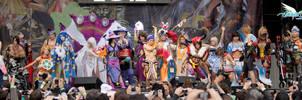 Final Fantasy X / X2 by MiciaGlo