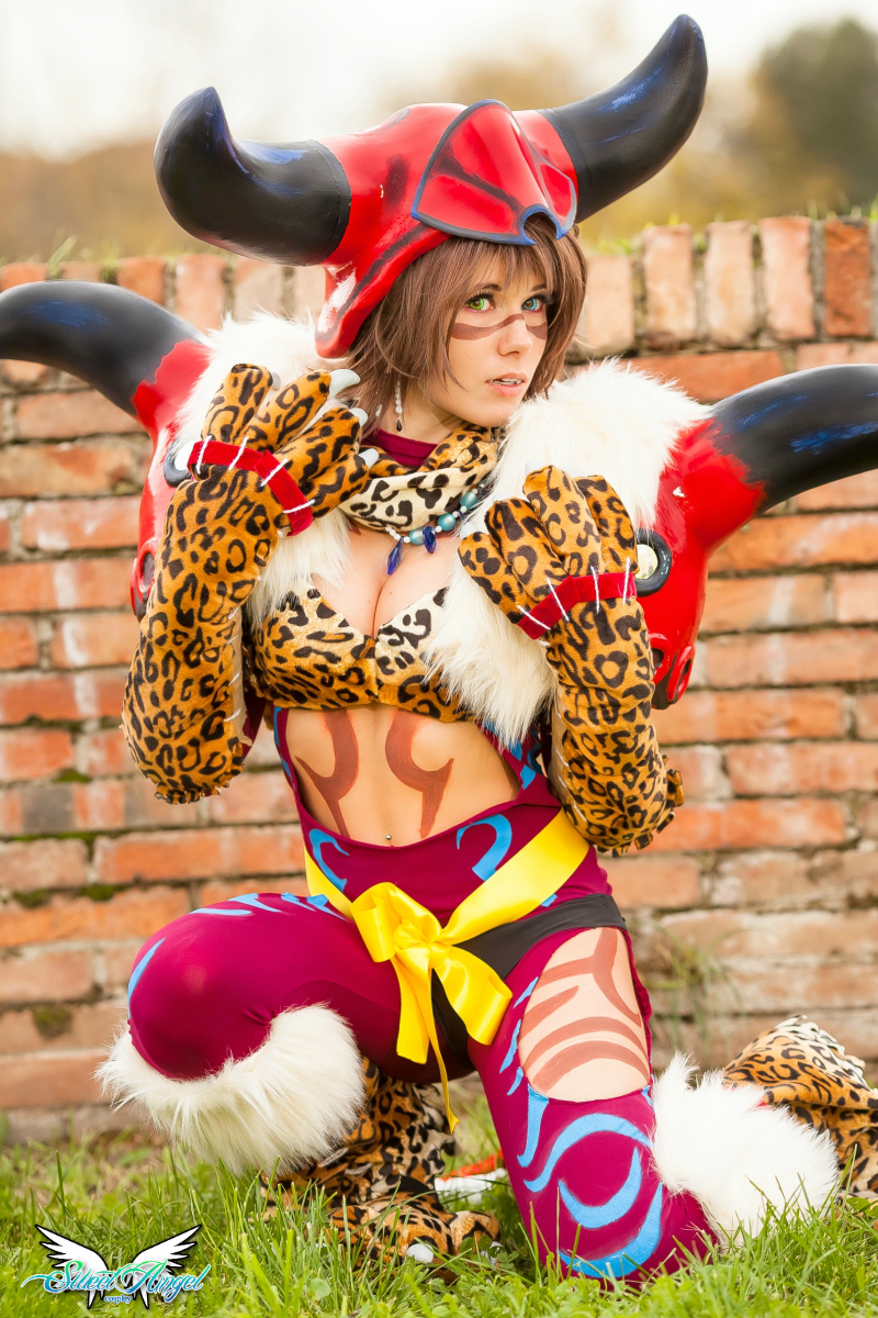 Yuna Final Fantasy X-2 by MiciaGlo