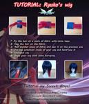 TUTORIAL - Ryuko's wig by MiciaGlo