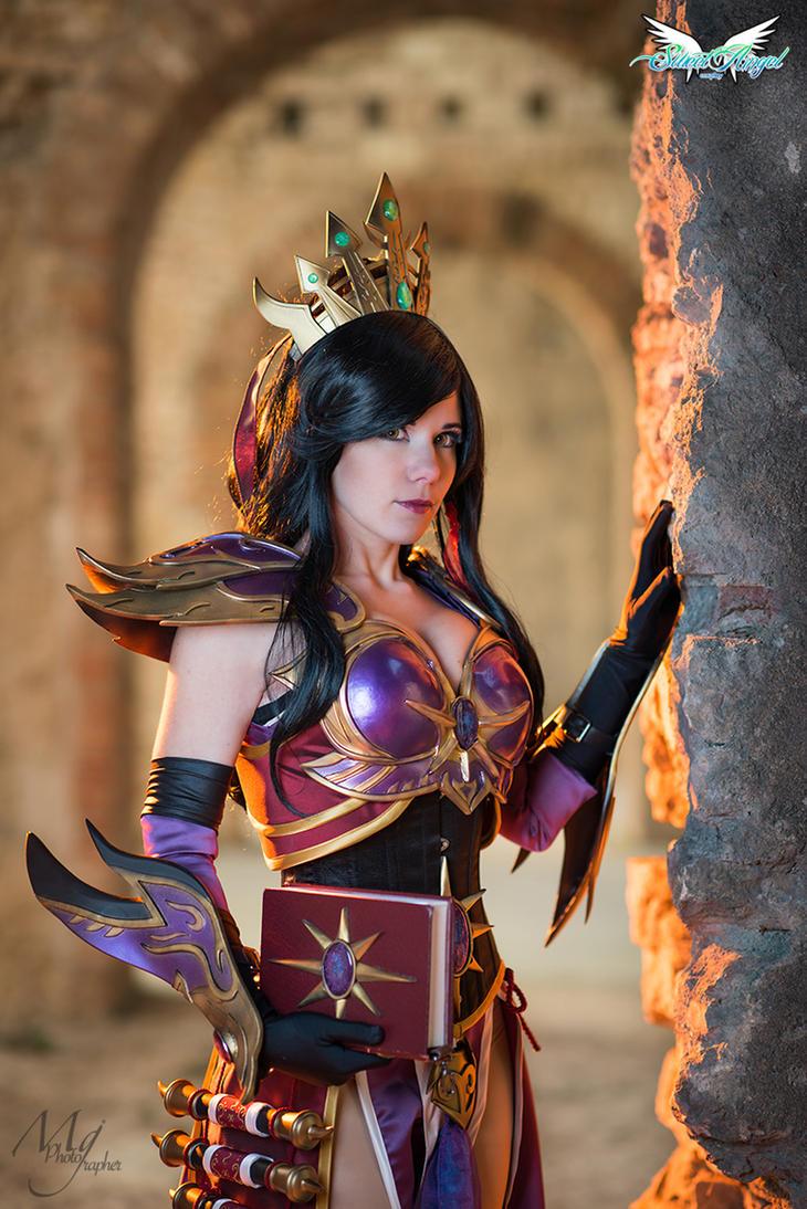 Female Wizard Diablo by MiciaGlo