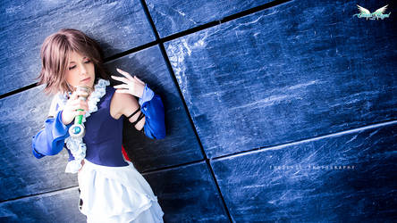 Yuna songstress FFX2