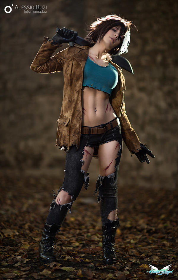 Jason Voorhees girl by MiciaGlo