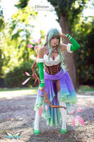 Rena Fairy Breath from Elsword by MiciaGlo
