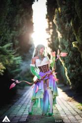 Rena Fairy Breath - Elsword
