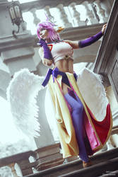 Jibril Cosplay by MiciaGlo
