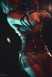 Riven corset - League of Legends