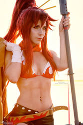 Yoko Bounty Hunter by miciaglo