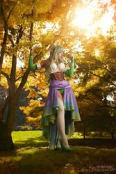 Rena Fairy Breath Cosplay