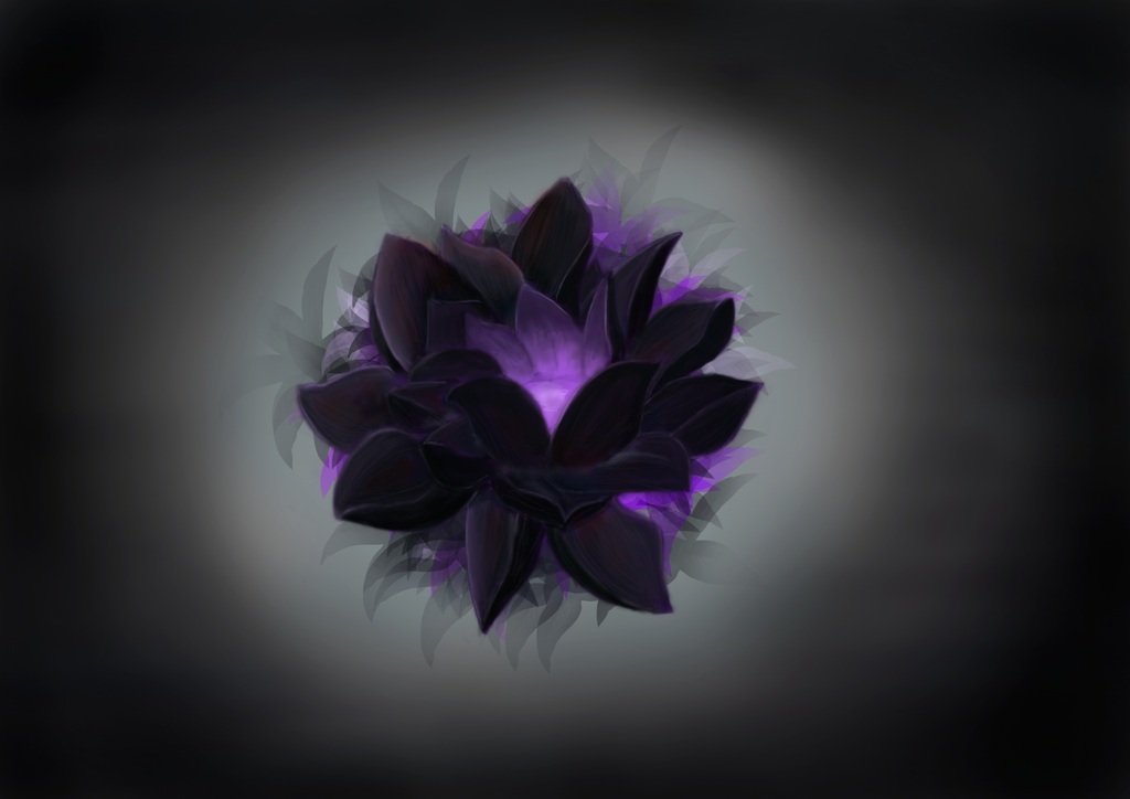 Black Lotus by Spiele2002 on DeviantArt