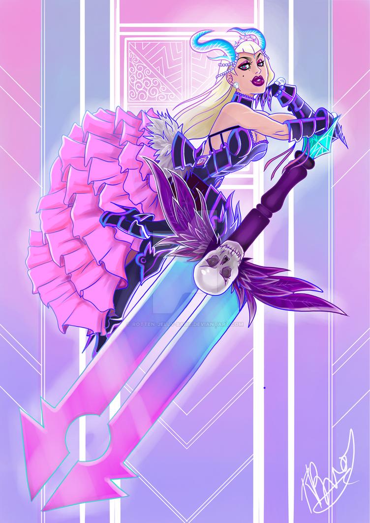 Kawaii Queen by rotten-jelly-babie