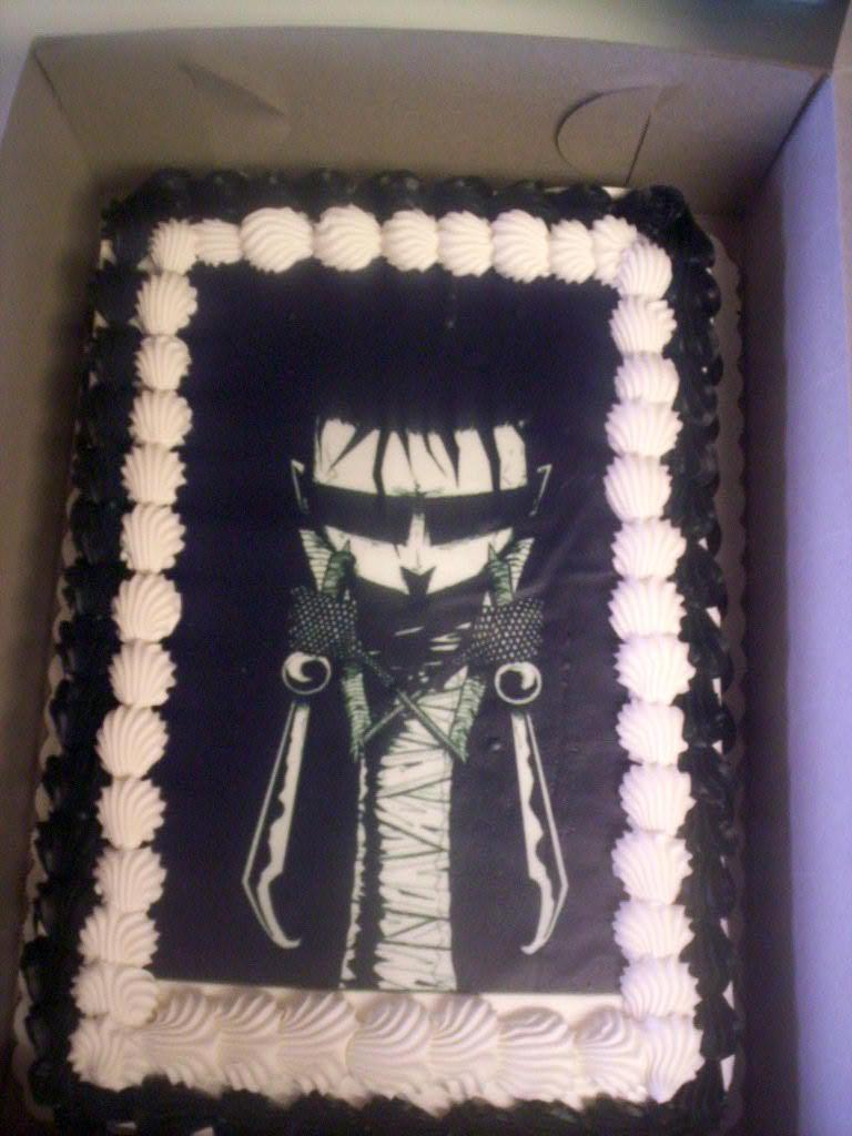 JTHM Bday cake ... by PunkBryShortCake