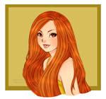 Ginny Headshot by robotswilcry