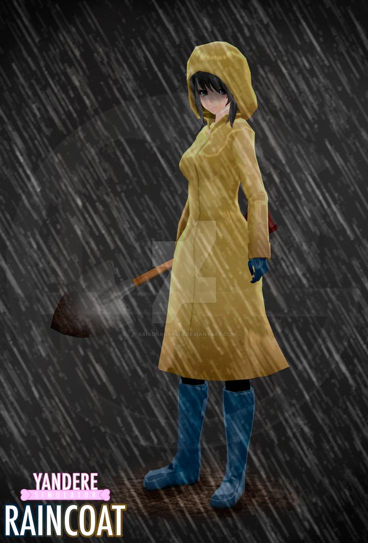 [MMDxYS] TDA Raincoat by AriadnaGarcia