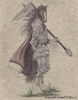 The Centurion by RussellTuller