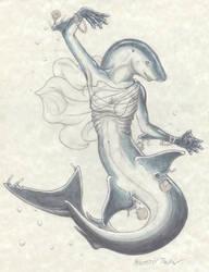 Tide Dancer by RussellTuller
