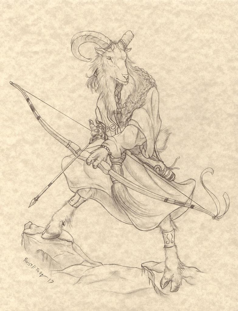 The Highlander by RussellTuller