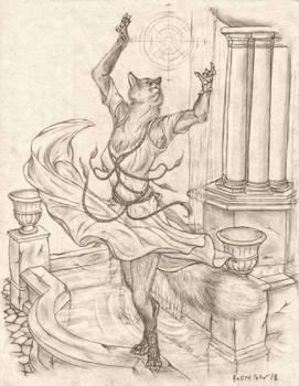 -Commission- Priestess of Light