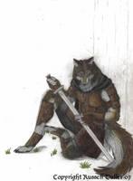 Wolf Anthro Ranger
