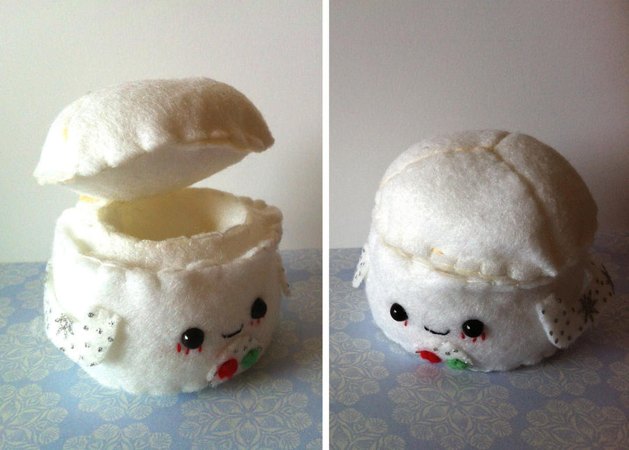Rice Cooker Plushie by Tammyyy