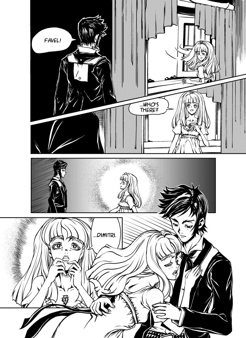 Last Dance - Page 15 by Quasimanga