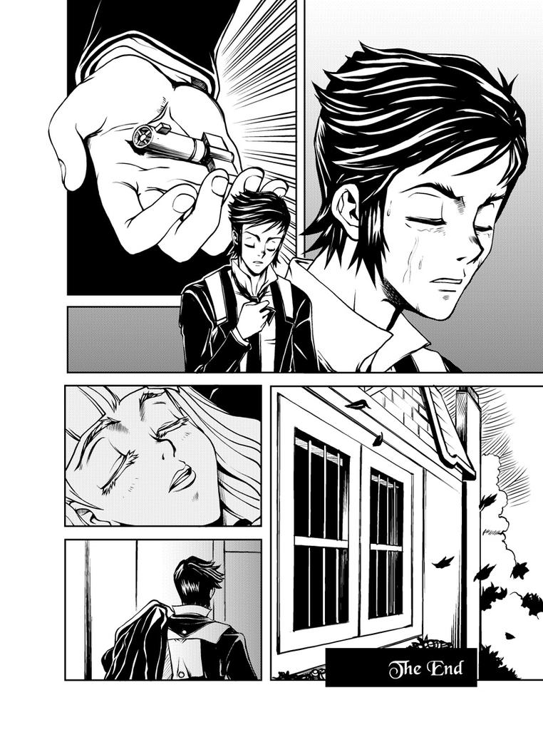Last Dance - Page 27 by Quasimanga