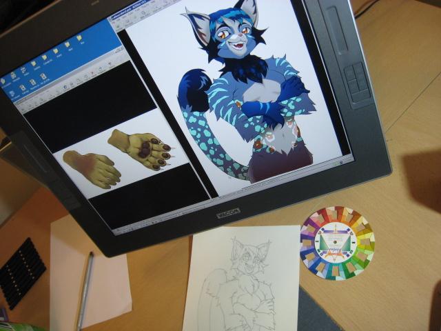 Desktop012 - My Day Off by Quasimanga