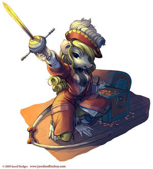 Norway Pirate Rat