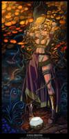 Jungle Priestess by Quasimanga