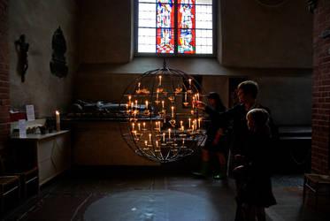 Storkyrkan by Ashstorm