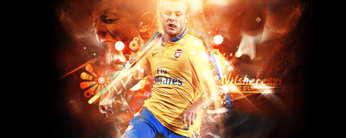 Galatasaray 1 - 2 Benfica* Wilshere_by_hararydp-d6i2go6