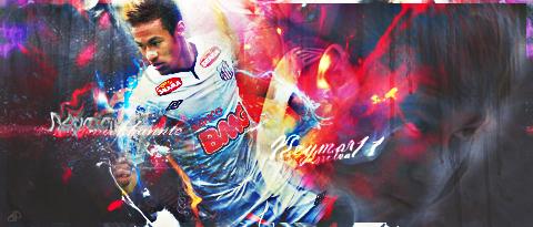 Neymar da Silva Explosive by HararyDP