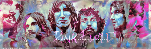 Pink Floyd Tour by HararyDP