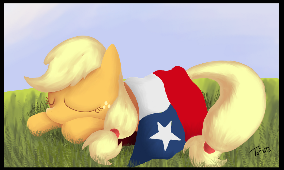 Applejack Chile by Tobal13