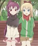 Kyokorin and Ayanorin
