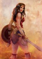 Wonder Woman by JCLF88