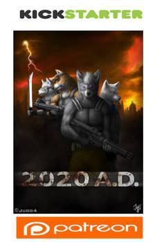 2020 A.D. Comic