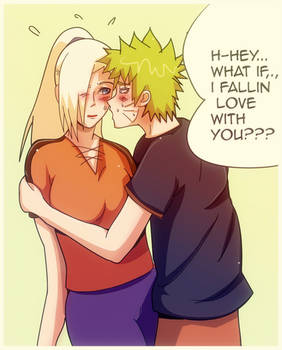 Naruto ino love story fanfiction  Blue Eyed Lovers Chapter 1
