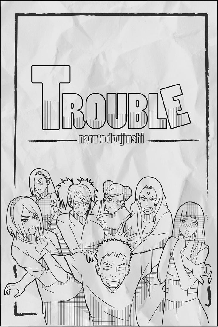 Trouble - Cover by indy-riquez