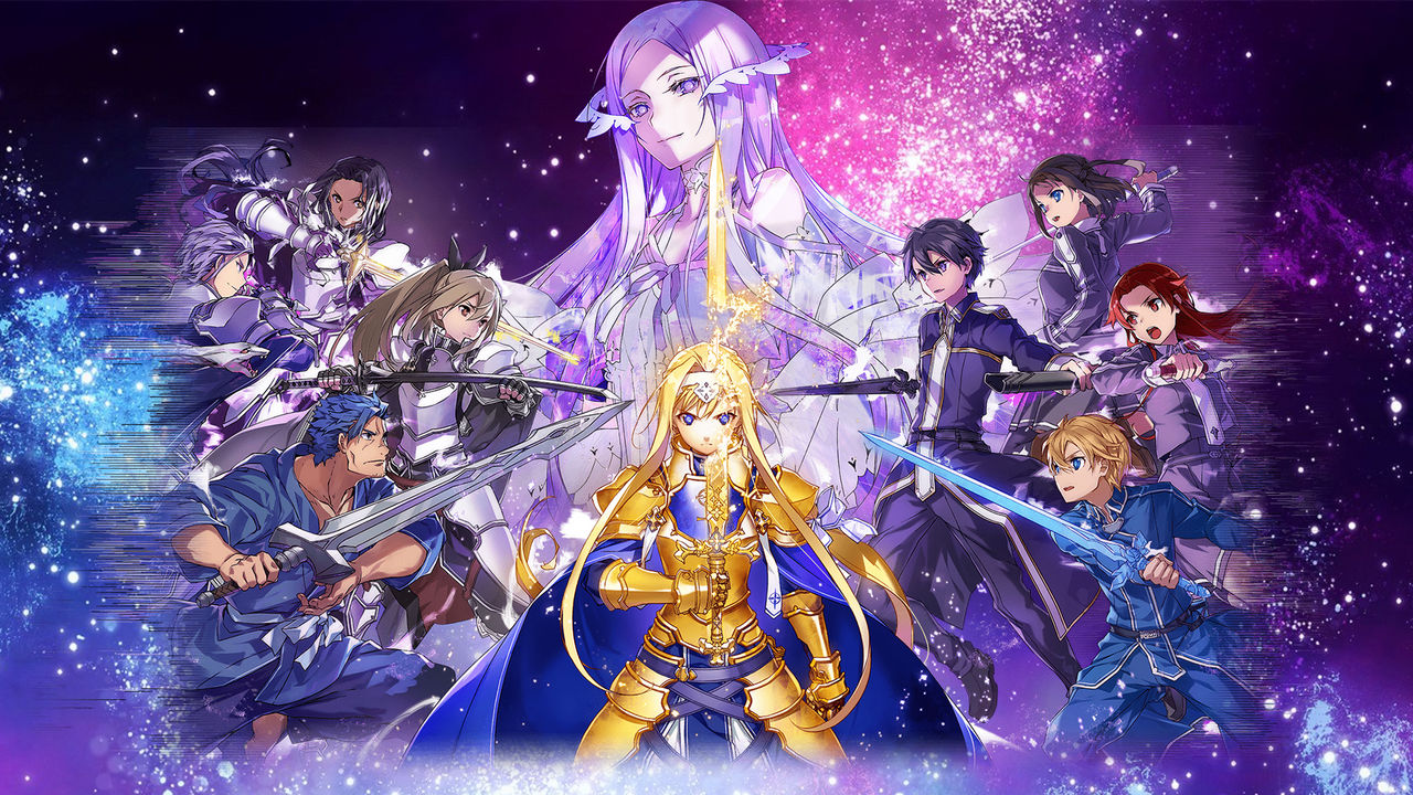 Sword Art Online Alicization Blading Wallpaper By Hassasinbeater