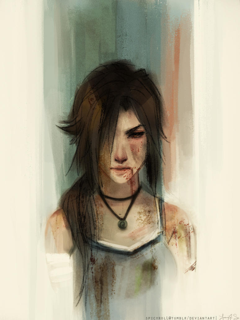 Tomb Raider by spicyroll