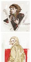 Carol sketches 2